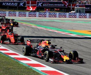 F1 SPAIN